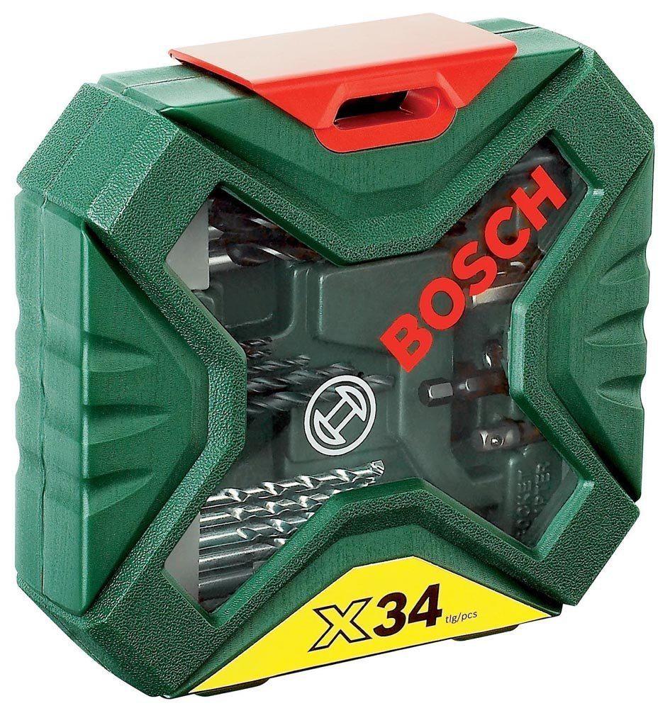 Bosch 2 607 010 608 - Maletín X-Line de 34 unidades