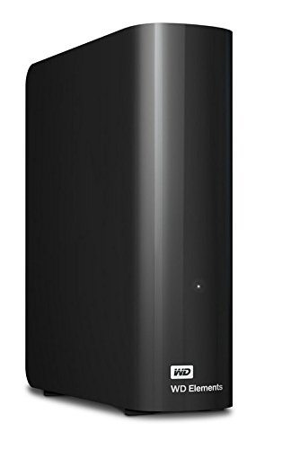 5 TB Western Digital Elements 3.0