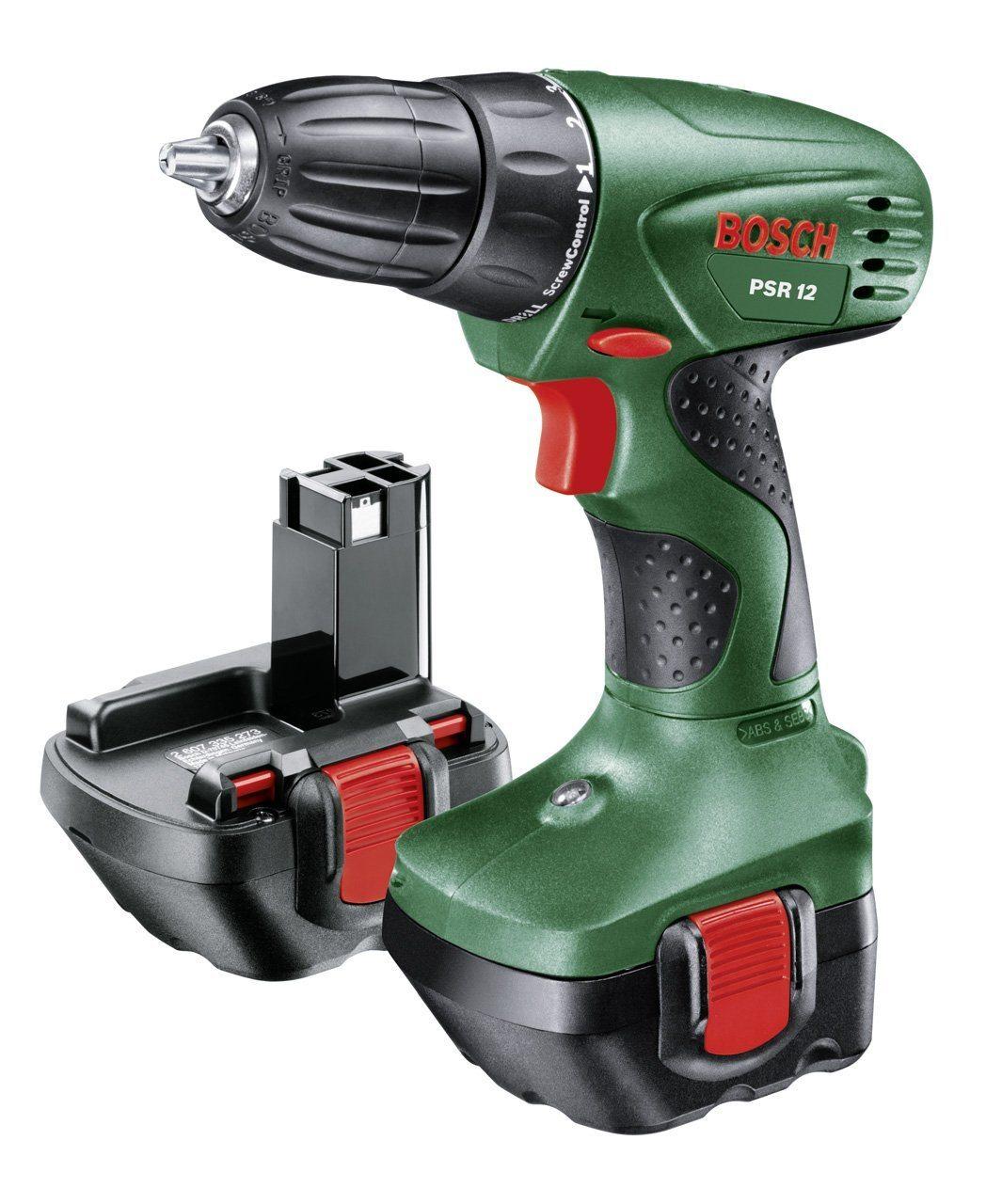 Bosch PSR 12 - Atornillador Psr-12