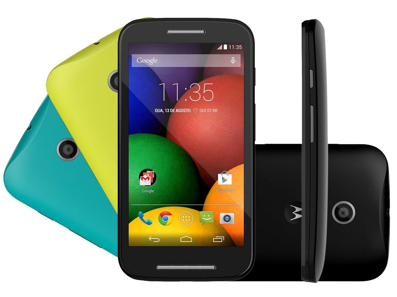 Motorola Moto E - Smartphone libre Android