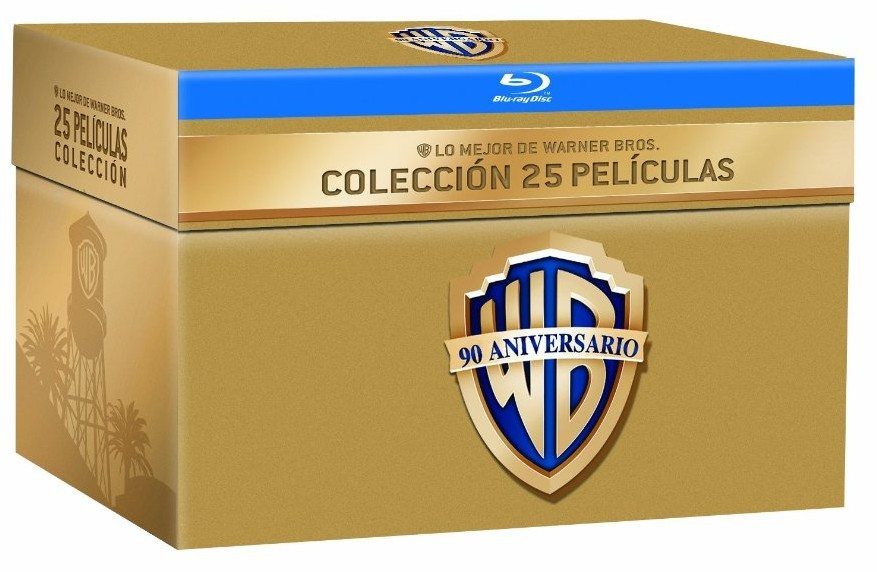 Pack: 90 Aniversario Warner Bros [Blu-ray]