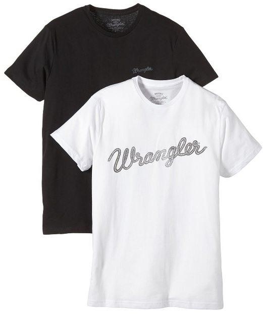 Pack de 2 Camisetas Wrangler