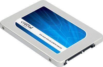 Crucial BX200 - Disco duro sólido de 240 GB