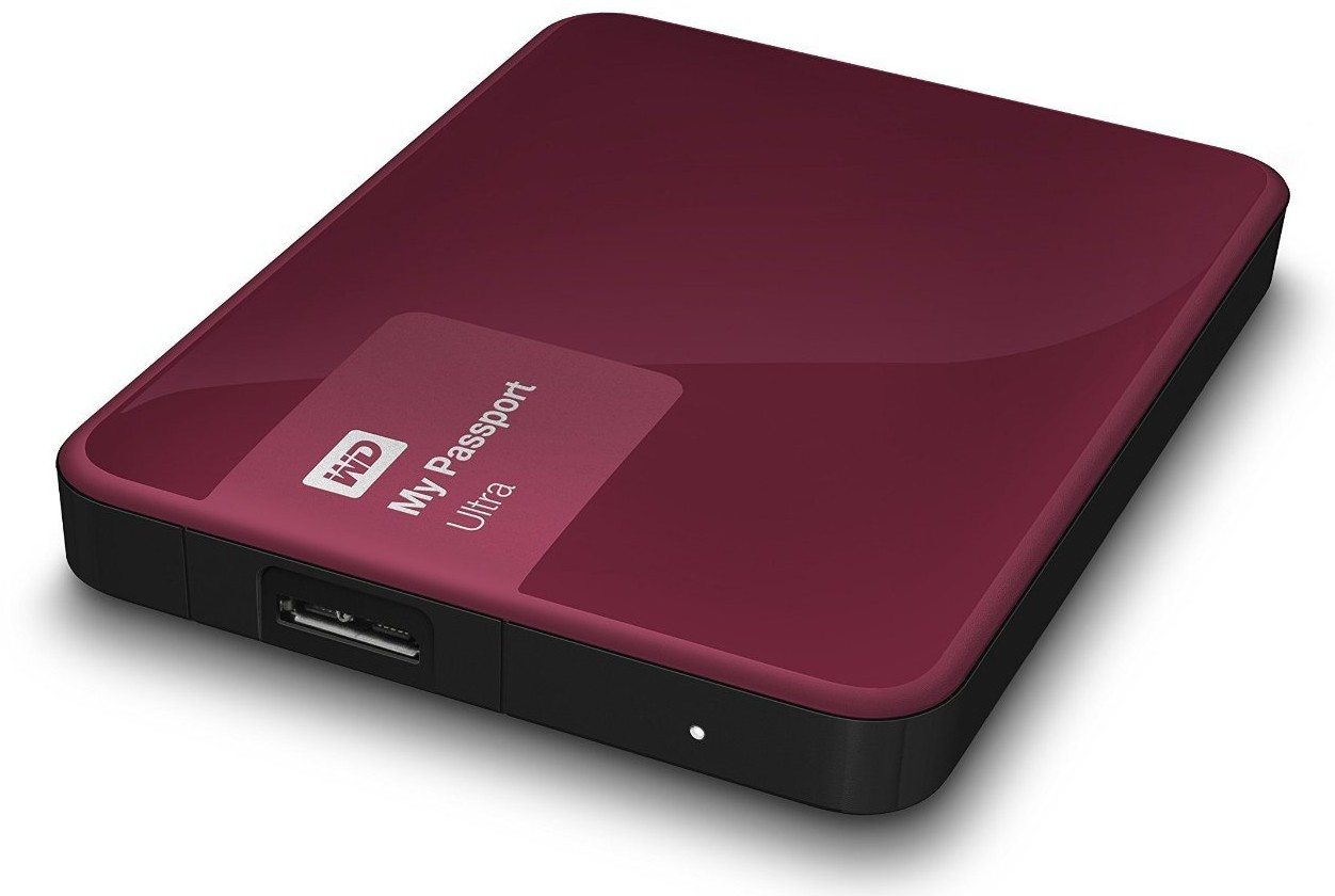 3TB MY PASSPORT ULTRA