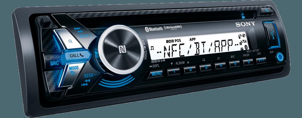 Sony MEX-M70BT autoradio