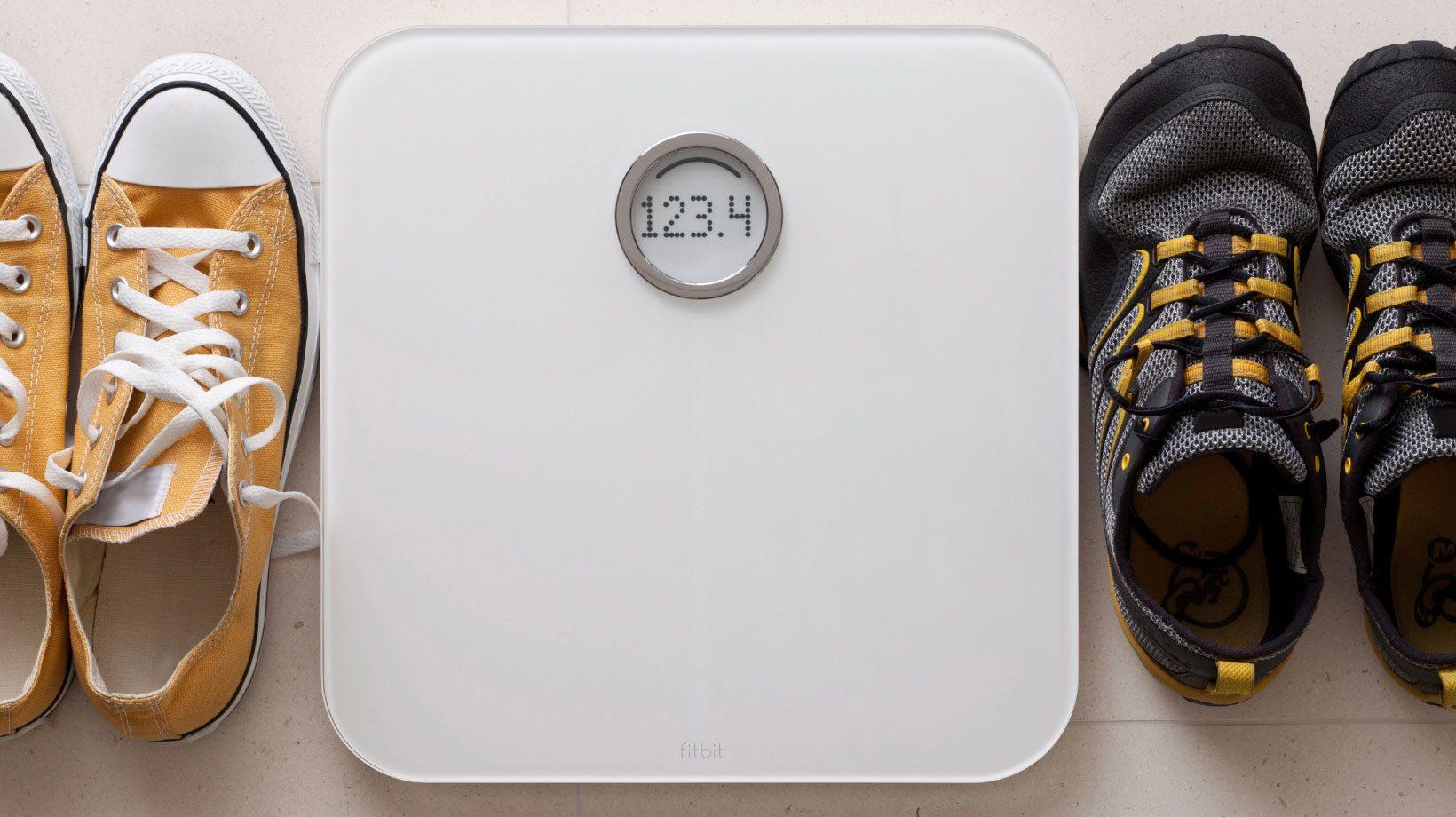 Fitbit Aria Wi - Báscula digital