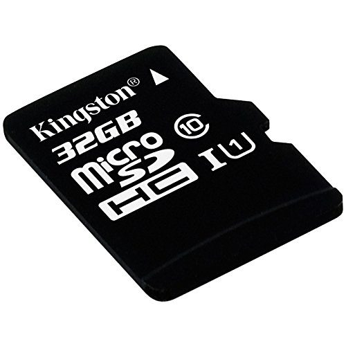 Kingston SDC10G2/32GB - Tarjeta microSD de 32GB