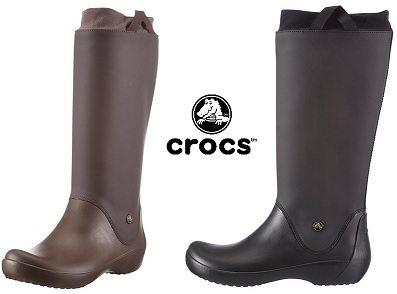 Botas de agua Crocs RainFloe