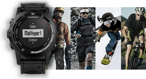 Garmin Fenix 2 Pack - Reloj con GPS