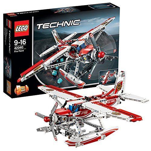 LEGO - Avión de extinción de incendios