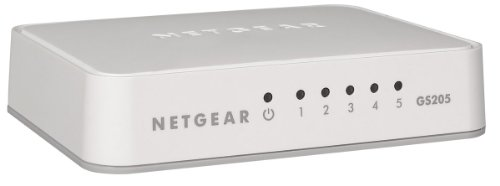 Netgear GS205-100PES - Switch