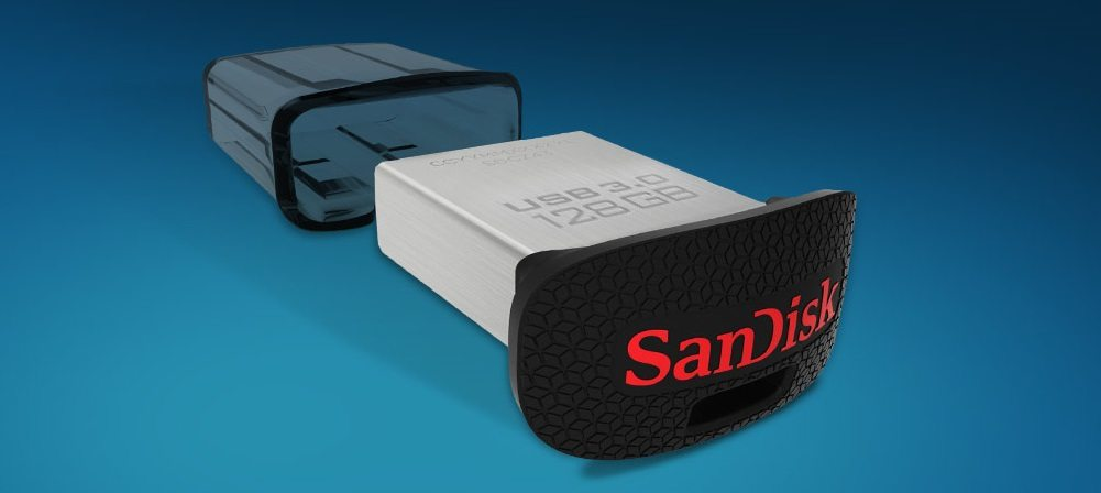 SanDisk SDCZ43-128G-G46 Ultra Fit Memoria
