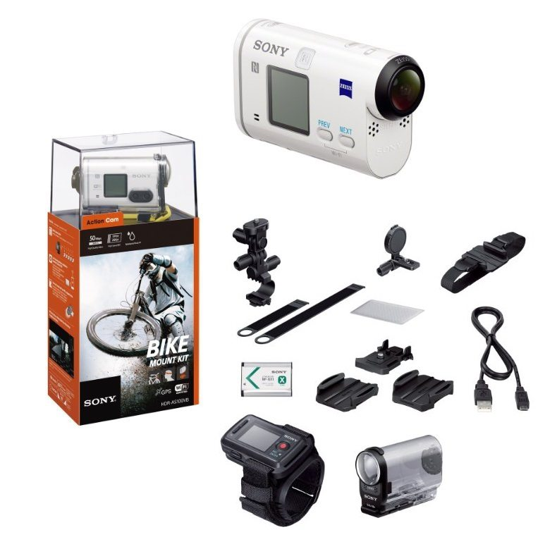 Sony Action Cam HDR-AS200VB