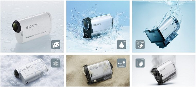 Sony Action Cam HDR-AS200VB chollo kit de bicicleta ganga oferta detalles