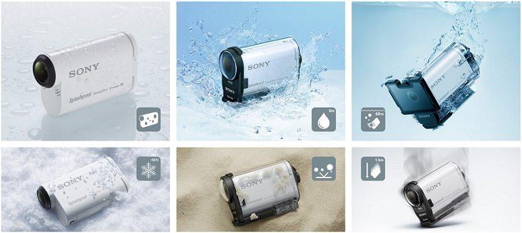 Sony Action Cam HDR-AS200VB chollo kit de bicicleta ganga oferta detalles