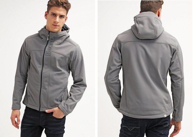 Bench Amaze - abrigo impermeable para hombre