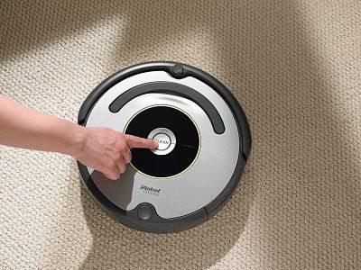 iRobot Roomba 620 - Robot aspirador