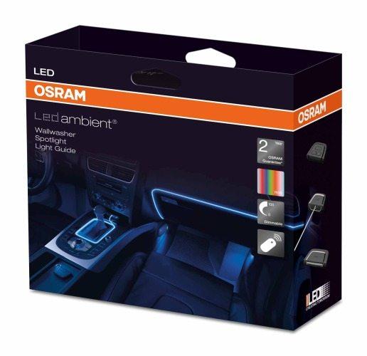 Osram LEDINT101 LEDambient Iluminación Interior del Vehículo