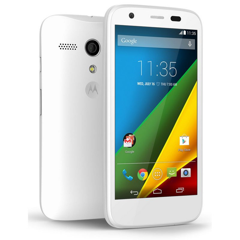 Motorola Moto E 4G - Smartphone libre Android