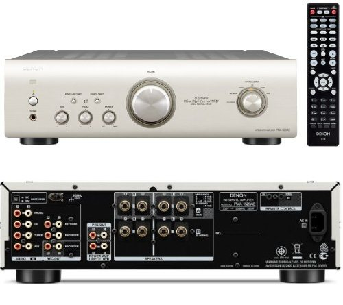 Amplificador de audio Denon PMA-1520AE