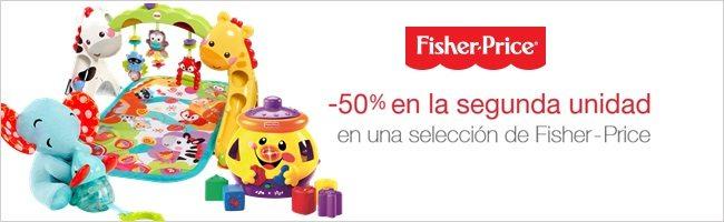 Promoción Fisher-Price
