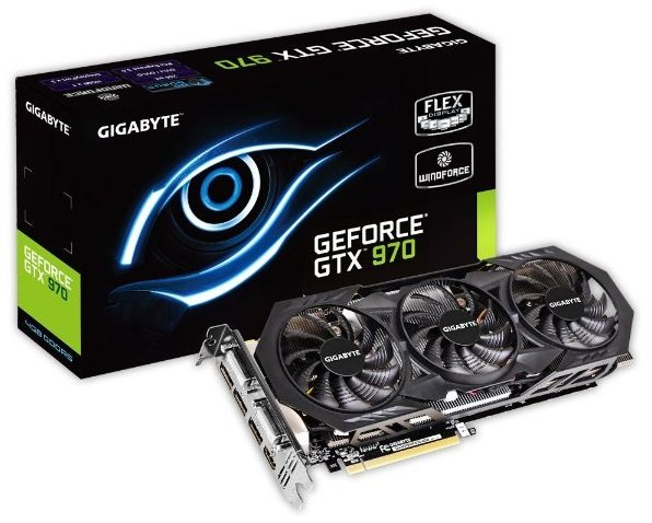 Gigabyte GeForce GTX 970