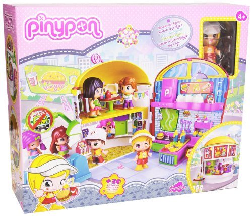 Pinypon - Juego Burguer (Famosa 700012063)