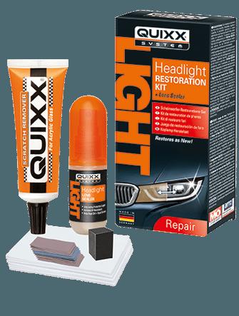 Restauración de faros QHRK1 Kit QUIXX
