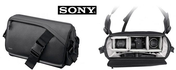 Sony LCS-ASB1 - Bolsa cruzada activa