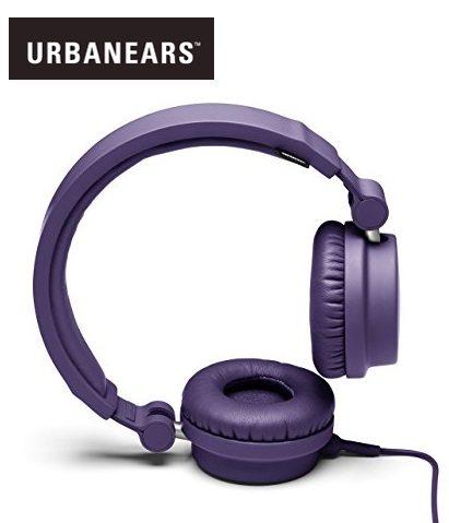 Urbanears Zinken - Auriculares Púrpura