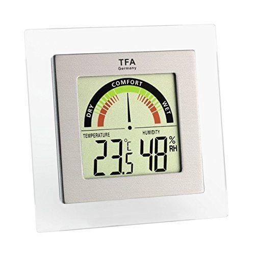 TFA Dostmann 30.5023 - Termómetro / hidrógrafo