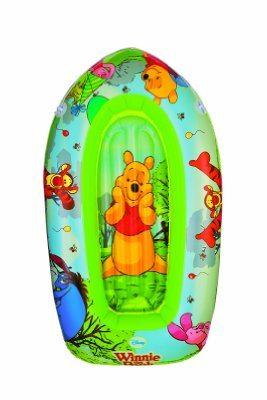 Barca inflable Winnie the Pooh chollo verano foto