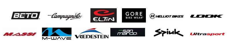 Ciclismo 20% descuentos marcas seleccion