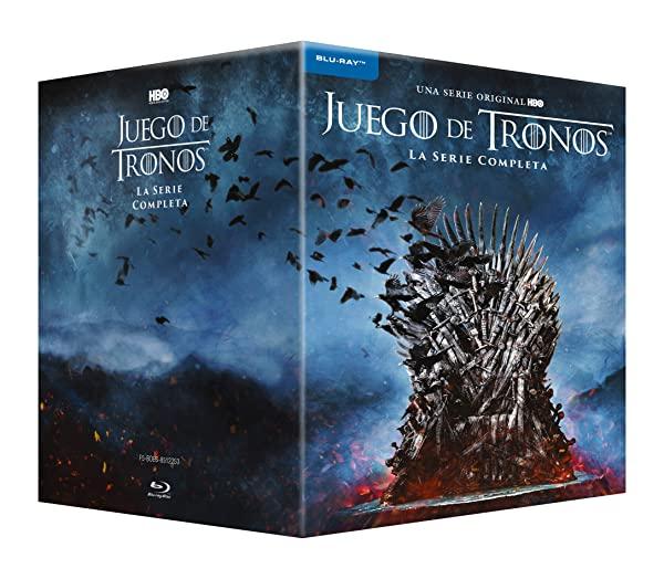 Juego De Tronos - La serie completa en Blu-ray