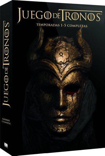 Juego De Tronos - Temporadas 1-5 [Blu-ray]