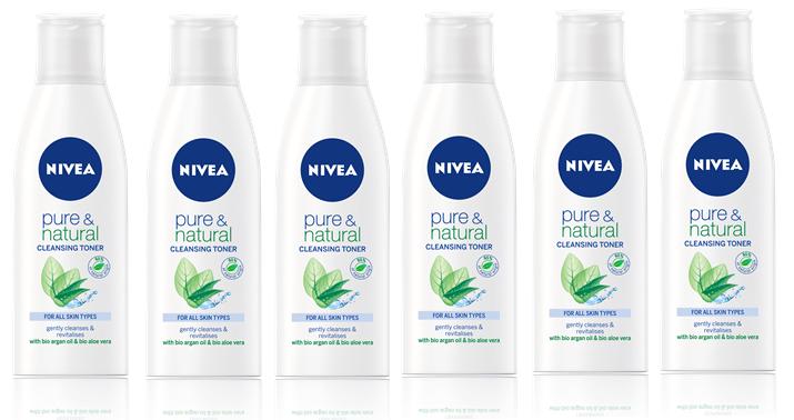 Nivea Visage - Pure and natural