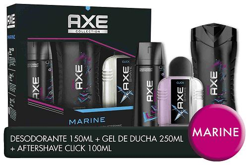 Pack AXE Trio Marine