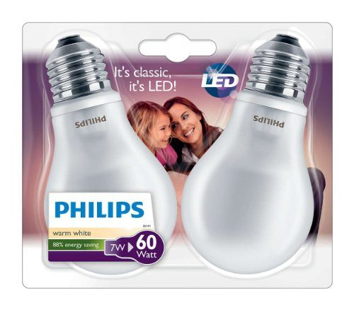 Philips 929001156431 - Pack de 2 bombillas LED