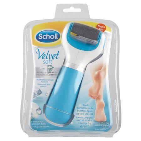 Elimina las callosidades Scholl Velvet Smooth
