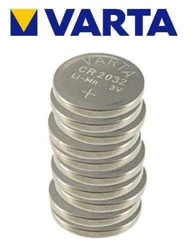 Varta CR2032 - Pilas de botón (Litio, 10 unidades)