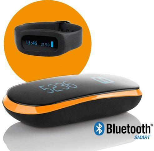 Monitor de Actividad con conexión Bluetooth ViFit Connect