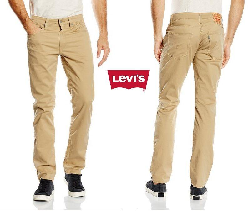Levi's 511 Slim Fit - Vaqueros para hombre