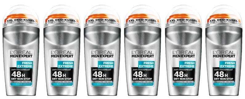 L'Oréal Men Expert Desodorante Roll-On Fresh Extreme