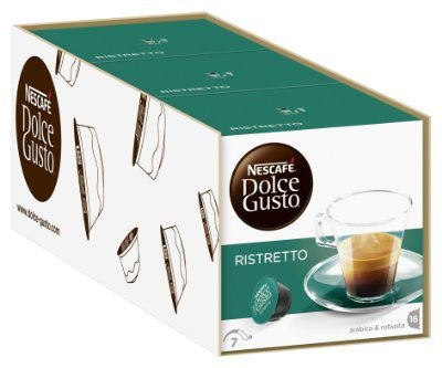 Nestle - Cafe Ristretto Dolce Gusto