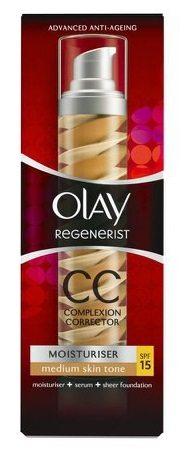 OLAY Regenerist CC Complexion Corrector Medium skin tone 50ml