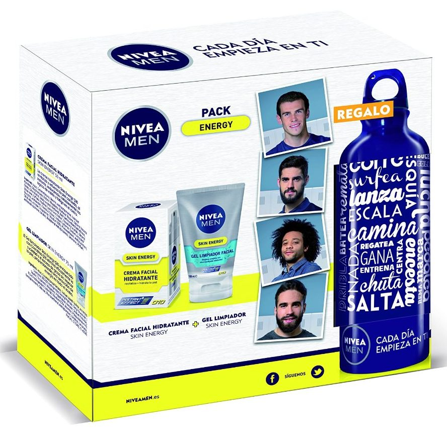 Pack Nivea Energy