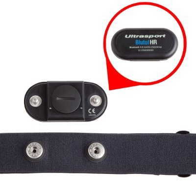 Ultrasport Bluetooth 4.0 - Correa textil para el pecho barato chollo oferta detalle