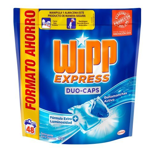 WiPP Express Duo Caps