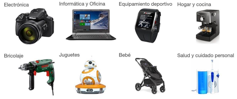Amazon Rebajas 60% de descuento barato chollos electronica
