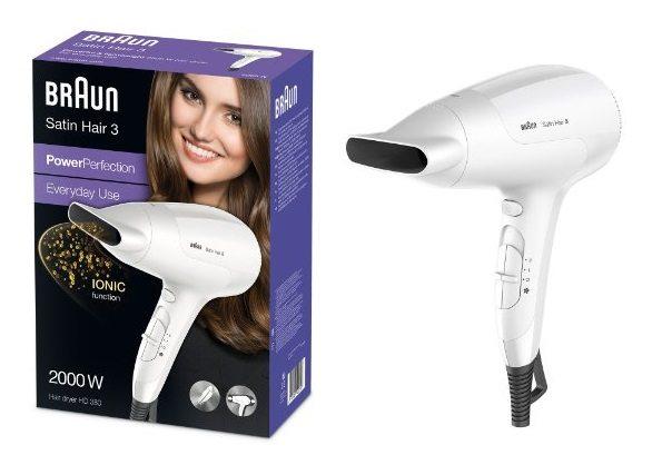 Braun Satin Hair 3 PowerPerfection HD380
